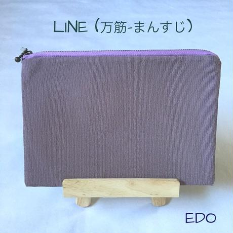 Free case Large  ~EDO (江戸小紋柄)~