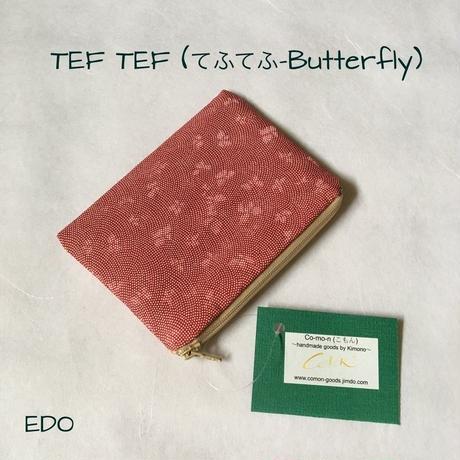 Card case ~EDO (江戸小紋柄)~