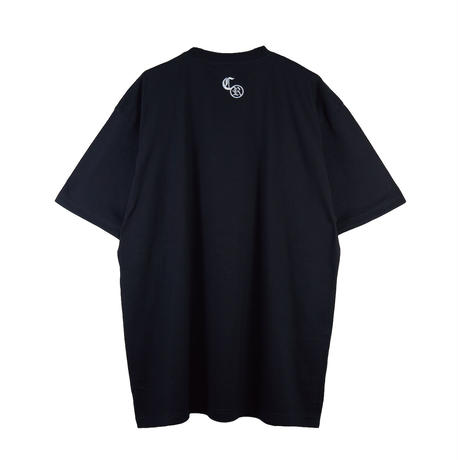 C® × WORLD wide FAMOUS  / SS TEE CKY