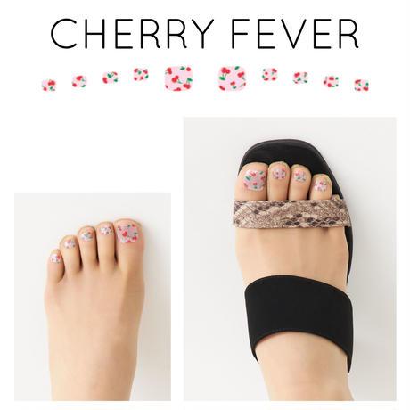 Britney TOKYO フットネイルストッキング Cherry Fever