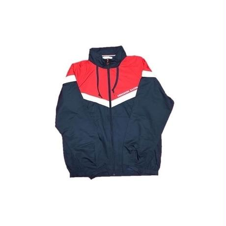 CHILL OUT JACKET(RED&BLACK)