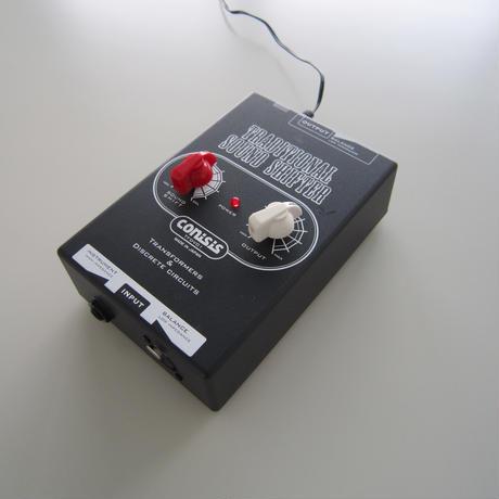 トラディショナルサウンドシフター TFDV01  API2520トランスアウトバージョン
