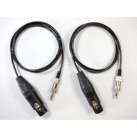 JM1130 JM10pro入力用バランスケーブル 3m XLR