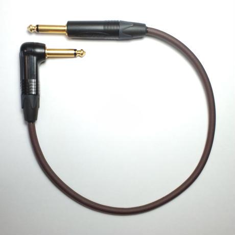 PCOCC-30LS PCOCC高音質ギターケーブル 30cm