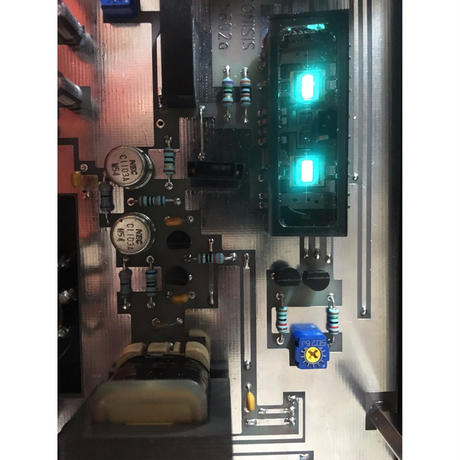 5602  nutube搭載 ラインプロセッサ API500モジュール