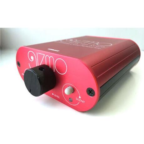GIZMO 0215 コニシス USBプリメインアンプ RED <限定5台>
