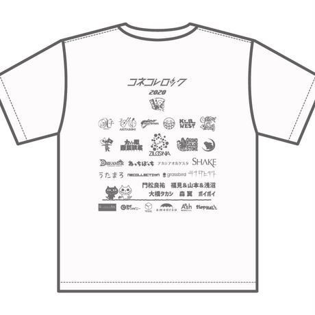 Tシャツ【ホワイト】