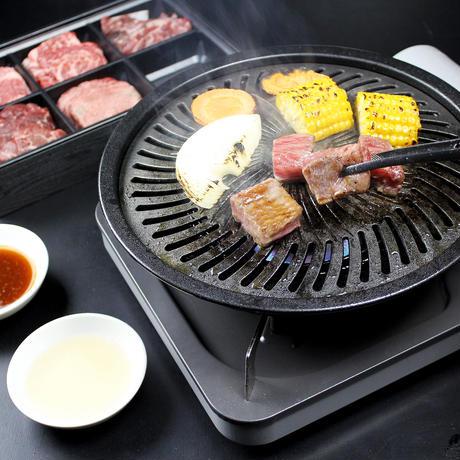 [送料無料]【SALE7/31迄】数量限定!特選焼肉セット(牛肉 総量500g)【八勝園】