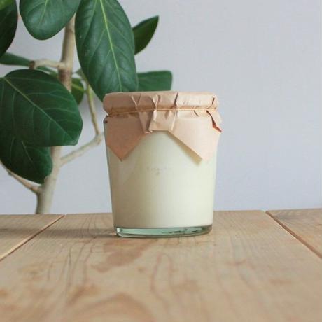 [送料込]豆乳プリンの黒みつがけM瓶&穀物コーヒー 豆乳プリンM瓶【実身美】
