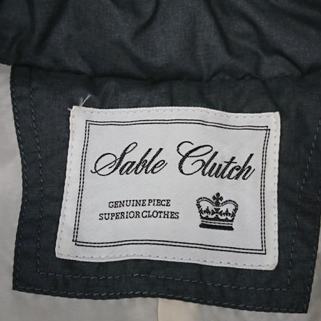 Sable Clutch TOP FACE SINGLE JACKET Thinsulate M SIZE(257)