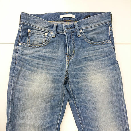 【Ladies】RED CARD デニムパンツ 13406 Anniversary25th SIZE23 (268)