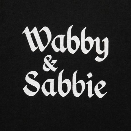 TACOMA FUJI RECORDS / Wabby & Sabbie by FERNAND WANG-TEA designed by Jerry UKAI / タコマフジ / ジェリー鵜飼