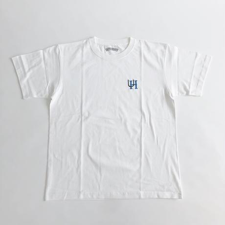 UHCLASSIC-03 UH マーク刺繍 T シャツ