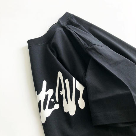 UH21SS-03 神山隆二 筆文字 T シャツ