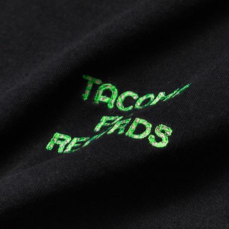 TACOMA ZEBRA LOGO embroidery Tee designed by Jerry UKAI