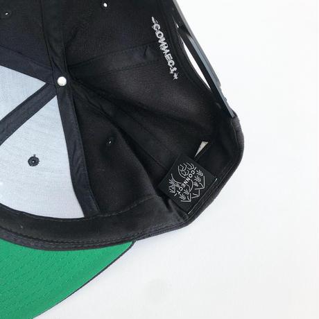 BIWAKO CITY / ゲジナン帽 / キャップ / ブラック