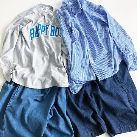 NECESSARY OR UNNECESSARY / SPINDLE SHORTS / USED / ネセサリーオアアンネセサリー / スピンドルショーツ / ユーズド