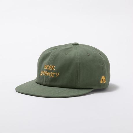 TACOMA FUJI RECORDS / BEER DYNASTY HERRINGBONE CAP designed by Noriteru Minezaki