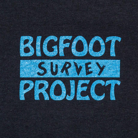BIG FOOT SURVEY PROJECT(B)  designed by Jerry UKAI