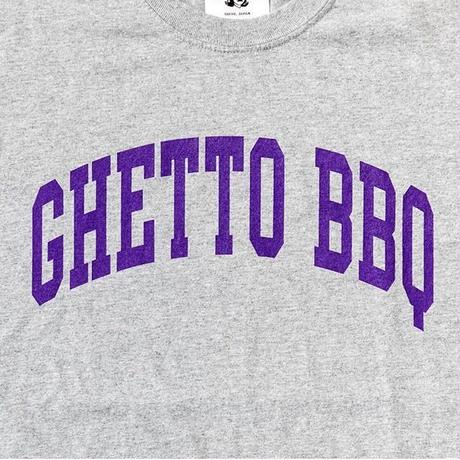 TACOMA FUJI RECORDS / GHETTO BBQ  designed by Shuntaro Watanabe / タコマフジ / 渡辺俊太郎 / グレー