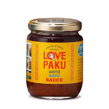 TOKYO ETHNIC BRAND / LOVE PAKU WORLD SAUCE / 250g / 2個1セット