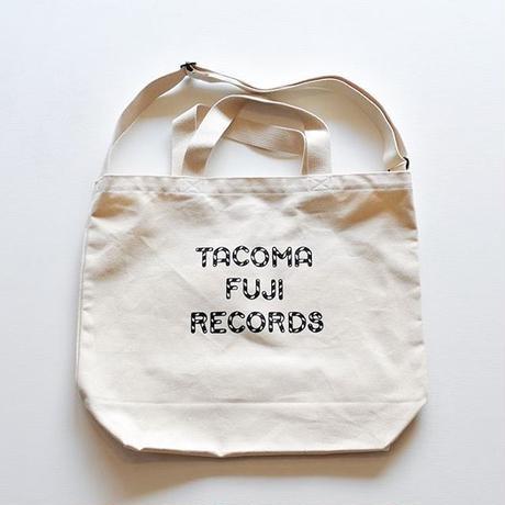 TACOMA FUJI RECORDS / TACOMA FUJI TOTE 2018designed by Jerry UKAI / NATURAL / タコマフジ / ジェリー鵜飼 / ナチュラル