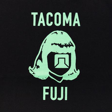 TACOMA FUJI RECORDS / TACOMA FUJI RECORDS LOGO MARK '21 / タコマフジ /  ブラック