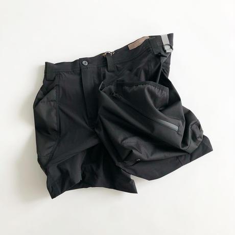 TROVE × GEARHOLIC / BIG POCKET SHORTS / ACTIVE / トローブ / ギアホリック / ビッグポケットショーツ / ブラック