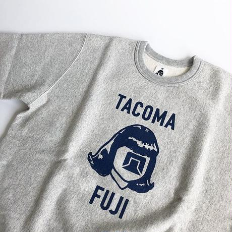 TACOMA FUJI RECORDS / LOGO MARK designed by Jerry UKAI / OATMEAL / タコマフジ / スウェット / オートミール