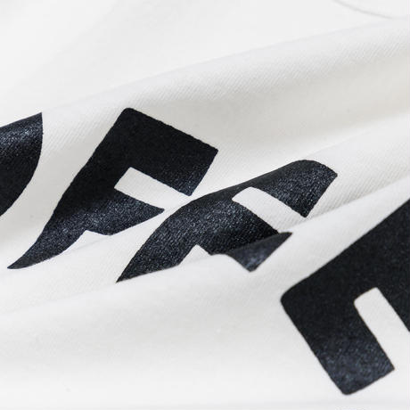TACOMA FUJI RECORDS / COFFEE POWER  designed by Yunosuke / タコマフジ /  Tシャツ /ホワイト