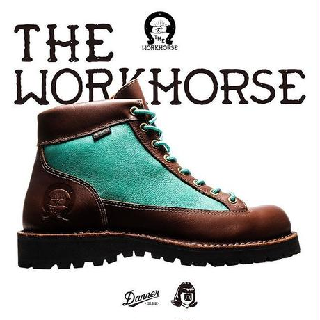 DANNER x TACOMA FUJI RECORDS / DANNER FIELD / THE WORKHORSE / ダナー / タコマフジ / ザ・ワークホース
