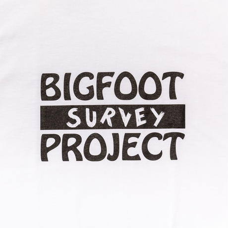 BIG FOOT SURVEY PROJECT(A)  designed by Jerry UKAI