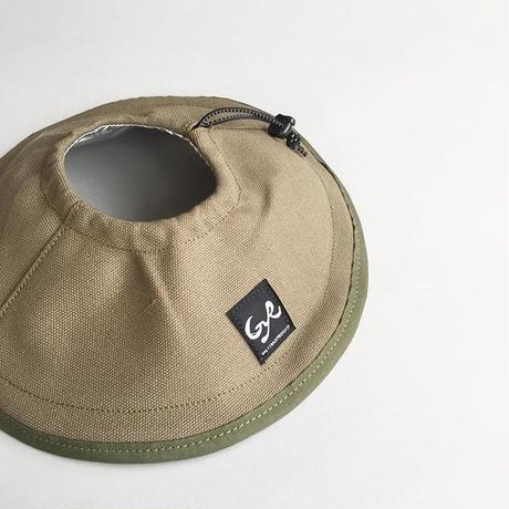 GYR BY HALF TRACK PRODUCTS / LAMPSHADE / OLIVE / ジルバイハーフトラックプロダクツ / ランプシェード / オリーブ