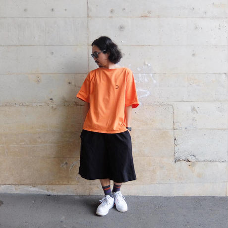 HALF TRACK PRODUCTS / BOAT NECK BIG T-SHIRTS / ハーフトラックプロダクツ / ビッグT / グレー
