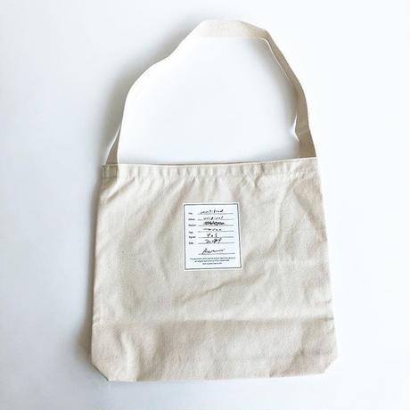 RYUJI KAMIYAMA / TOTE BAG / UNKNOWN PLEASURES / 神山隆二 / トートバッグ