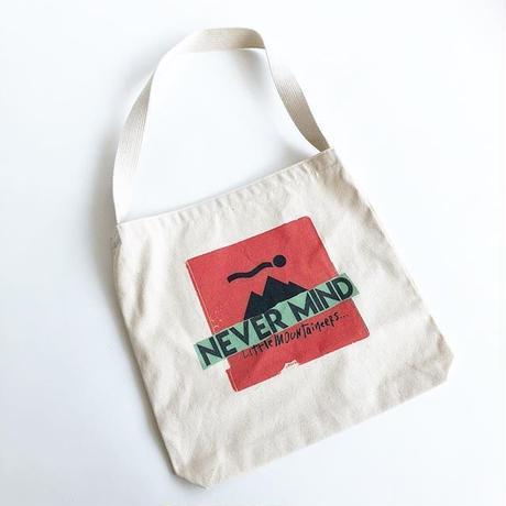 RYUJI KAMIYAMA / TOTE BAG / NEVER MIND / 神山隆二 / トートバッグ