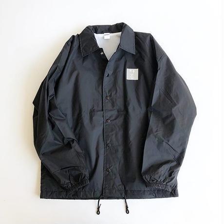 RYUJI KAMIYAMA / COACH JACKET / BLACK / 神山隆二 / コーチジャケット / ブラック