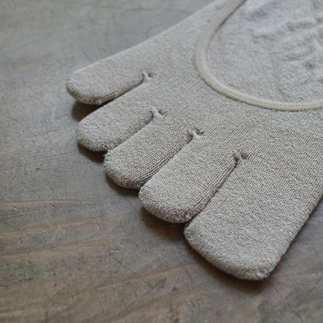 ささ和紙 5本指フットカバー(22-24cm)(24-26cm)