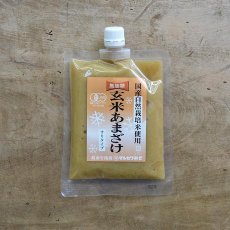 マルカワみそ / 自然栽培の玄米甘酒