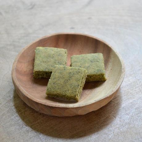 コメコロ / 玄米粉サブレ・よもぎ