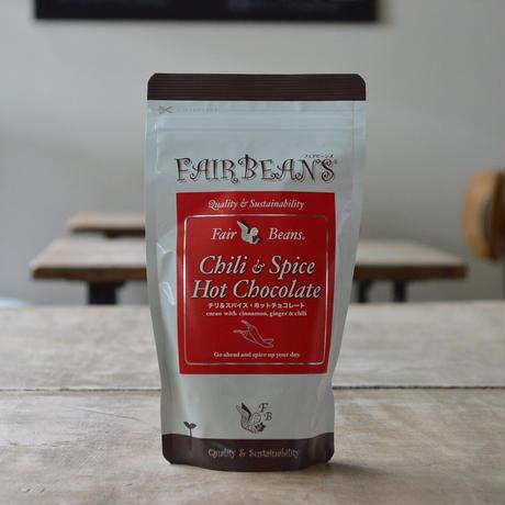 フェアビーンズ / チリ&スパイス・ホットチョコレート