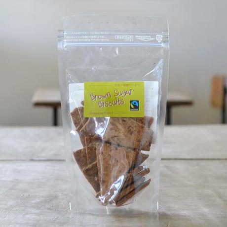 わかちあいプロジェクト / フェアトレード 黒糖クッキー