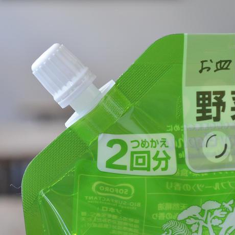 ハッピーエレファント / 野菜・食器用洗剤 詰替用