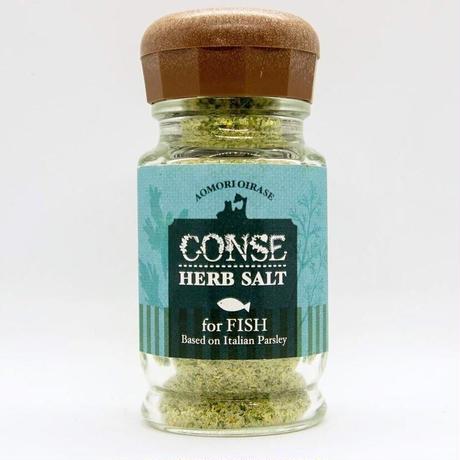 CONSE HERB SALTforFISH 50g