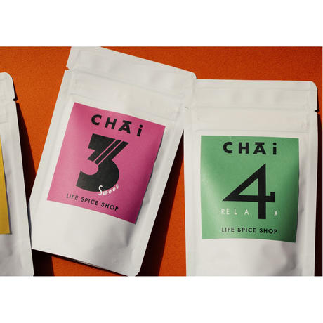 Chai mix (スパイス)