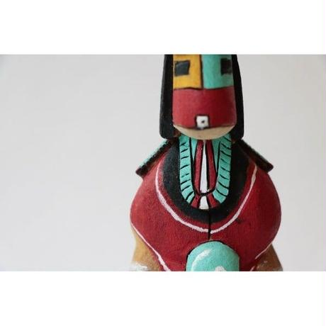 "Native American Folk art ""Katsina doll"""