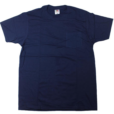 Pocket T-shirts (Navy)