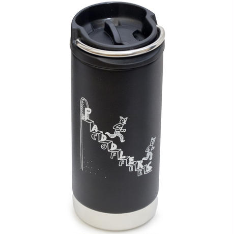 【SHALE BLACK】PADDLERS COFFEE Klean Kanteen