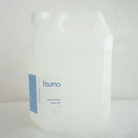 普段着用洗濯洗剤 Itsumo-イツモ- 4L