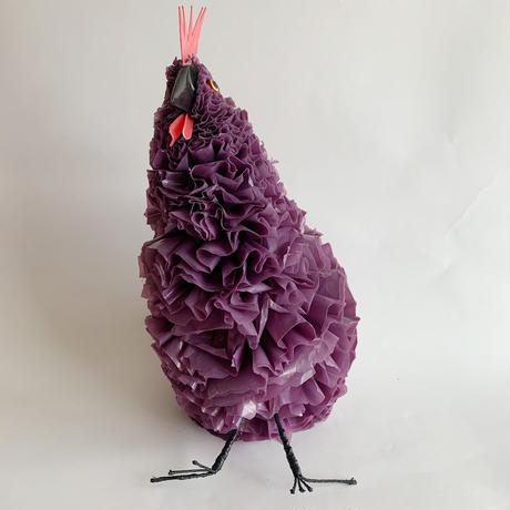 Gathering vinyl rooster